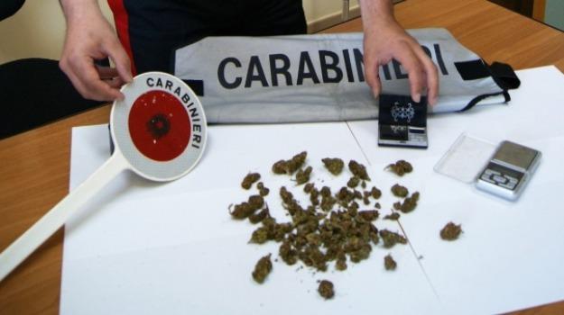 Arrestati 19enni, comiso, spaccio di droga, Sicilia, Archivio