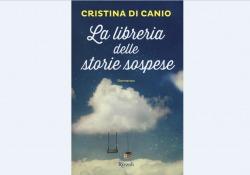 Cristina Di Canio e il sogno del #librosospeso