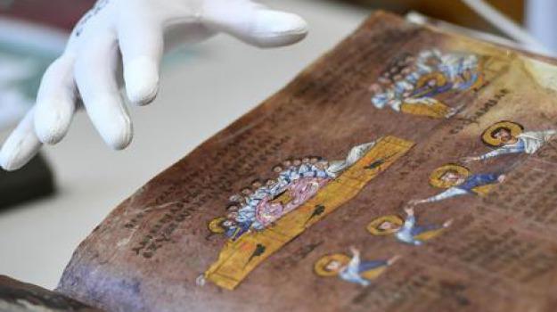 Codex Purpureus Rossanensis, Cosenza, Archivio, Cultura
