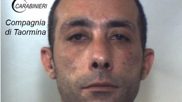 arrestato, letojanni, salvatore catanzaro, Messina, Archivio