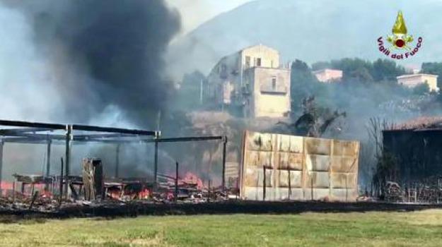 antoci, incendi sicilia, piromani, Sicilia, Archivio