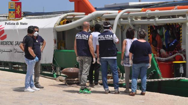 pozzallo, sbarchi, scafisti arrestati, Sicilia, Archivio