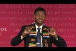 Discorso studente strega Harvard e sbanca su Facebook