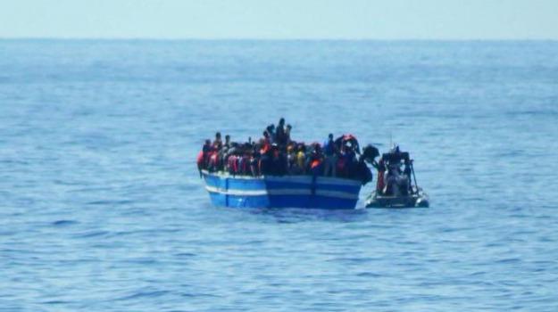migranti, pozzallo, sudanese morto, Sicilia, Archivio