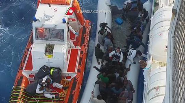 catania, donne morte migranti, Sicilia, Archivio