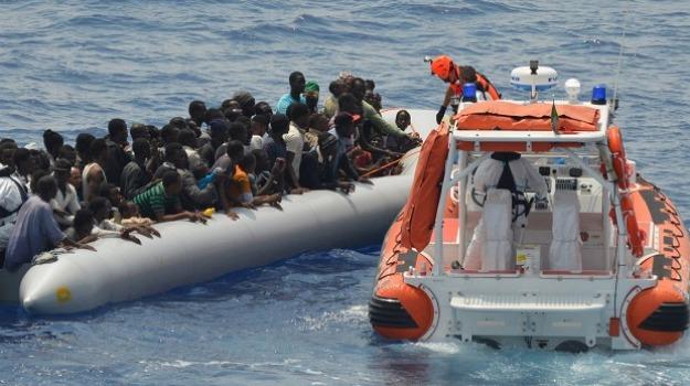 pozzallo, Presunti scafisti, sbarco migranti, Sicilia, Archivio