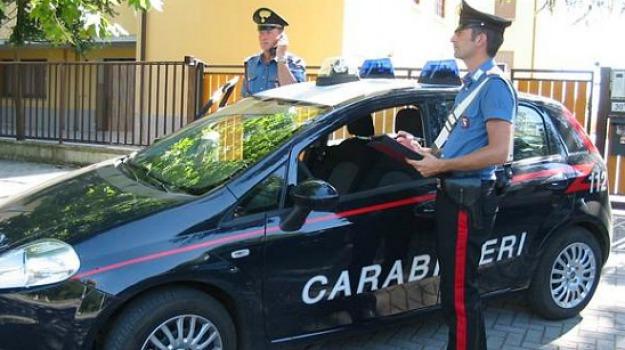 arresto carabinieri, sorvegliato speciale, vittoria, Sicilia, Archivio