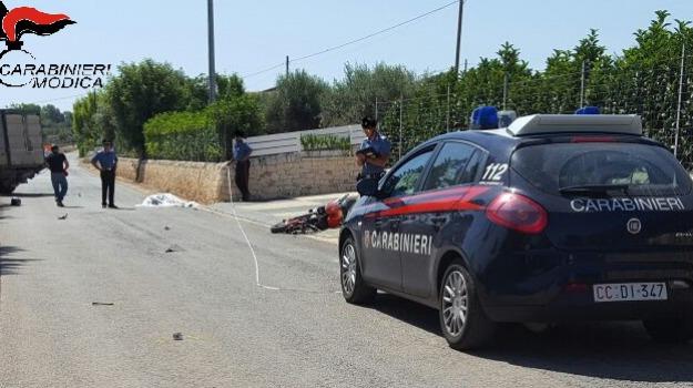 incidente mortale, modica, Vincenzo Spadaro, Sicilia, Archivio