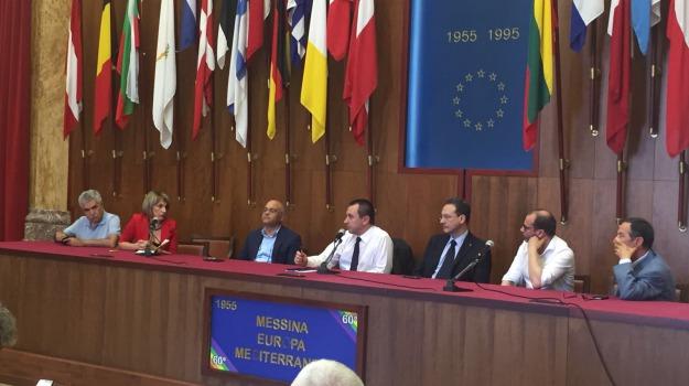 ettore rosato, messina, referendum, Messina, Archivio