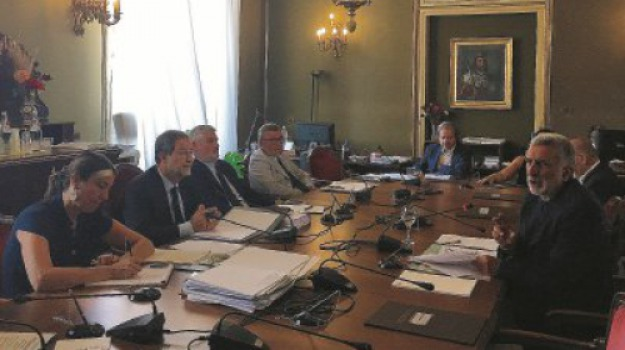 commissione antimafia, Messina, Archivio