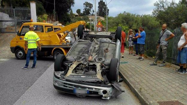incidente stradale, messina, Messina, Archivio
