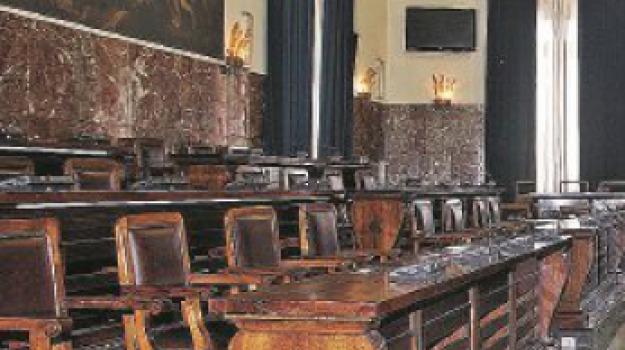 agenzia, consiglio comunale, Messina, Archivio