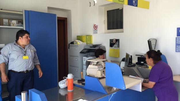 alicudi, poste italiane, Messina, Archivio