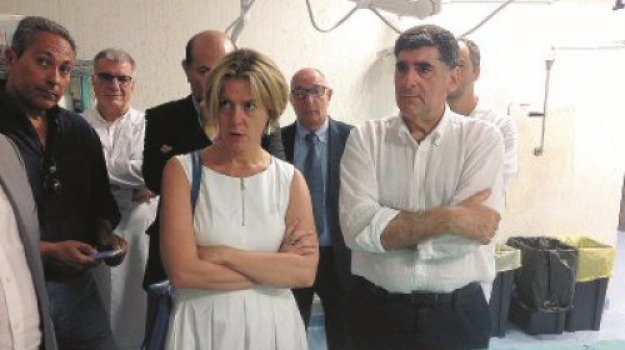 ministro lorenzin, ospedale taormina, Sicilia, Archivio