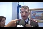 Op. Triade, l'intervista al comandante dei carabinieri