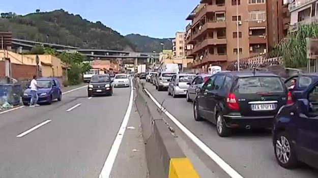 messina, traffico, viabilità, Messina, Sicilia, Cronaca