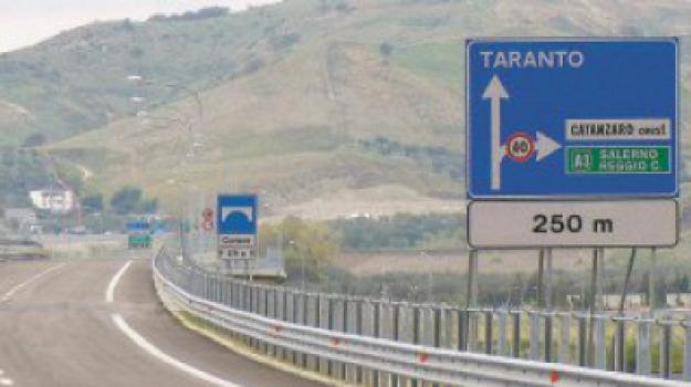 Anas Spa, rischio fallimento, sindacati, statale 106, AngeloSposato, Danilo Toninelli, Cosenza, Calabria, Cronaca