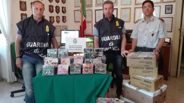 controlli gdf, Messina, Archivio