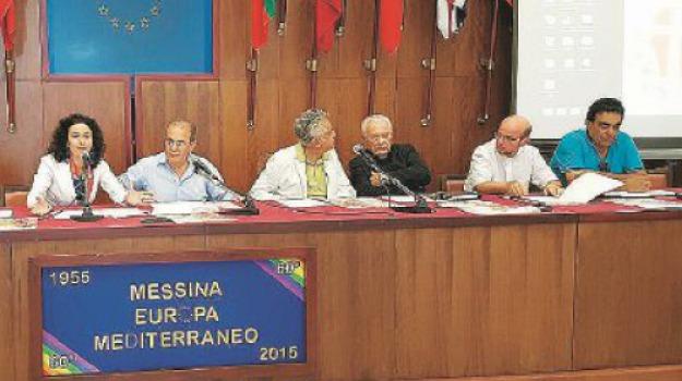addipizzo, vara, Messina, Archivio
