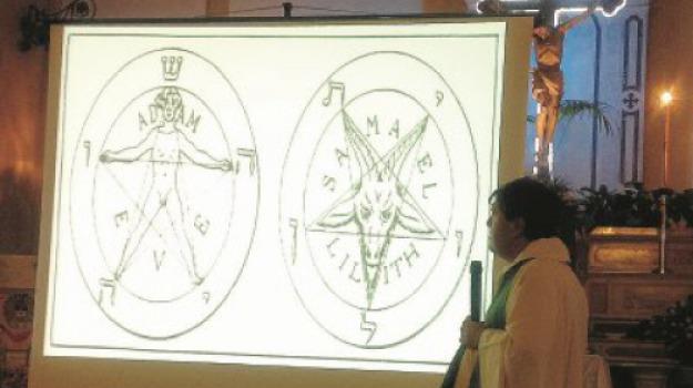 sette sataniche, Messina, Archivio