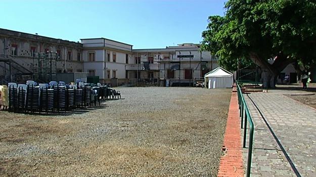 giardino corallo, Messina, Archivio