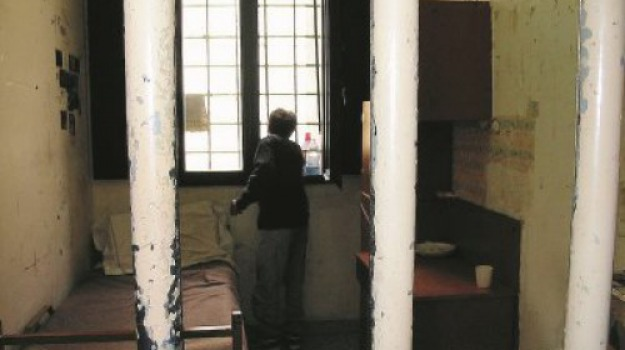 carcere, Messina, Archivio