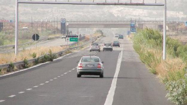 autostrada, Messina, Sicilia, Archivio