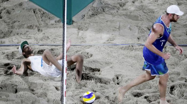 beach volley, Sicilia, Archivio, Sport