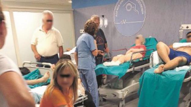 cosenza, ospedali, posti letto, Cosenza, Archivio