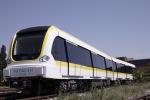 Reggio, consegnato il primo treno per la metro di Taipei