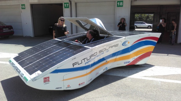 Archimede Solar Car 1.0, siracusa, Sicilia, Archivio