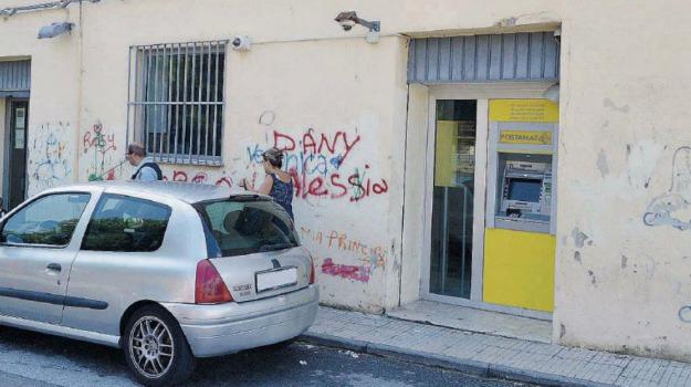 rapina alle poste, Messina, Archivio