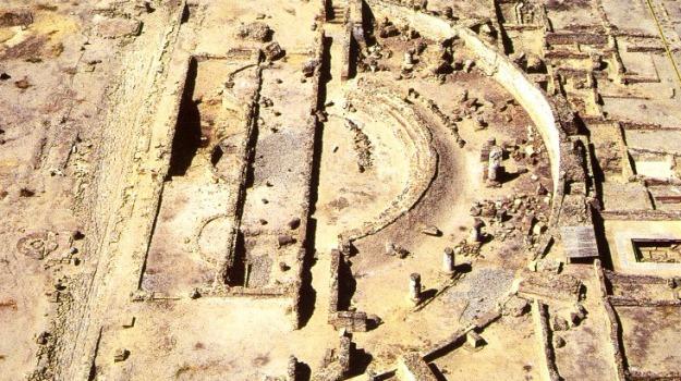 allagamento scavi Sibari, cassano allo ionio, Parco del Cavallo, scavi di Sibari, sibari, Cosenza, Calabria, Cronaca