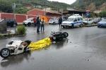 Foto: scontro tra scooter, muore 75enne