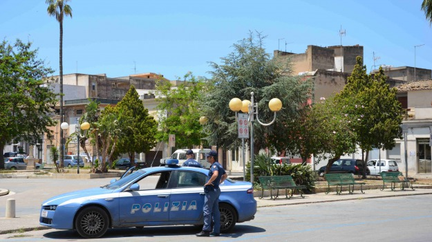 polizia, Pregiudicati denunciati, vittoria, Sicilia, Archivio