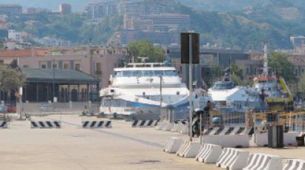 porti, Messina, Archivio