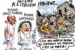 Vignette sul terremoto, archiviata la denuncia di Amatrice contro Charlie Hebdo