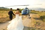 Elicottero in piazza, perquisiti il sindaco e lo sposo