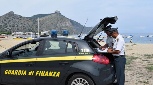 controlli gdf, Messina, Sicilia, Archivio