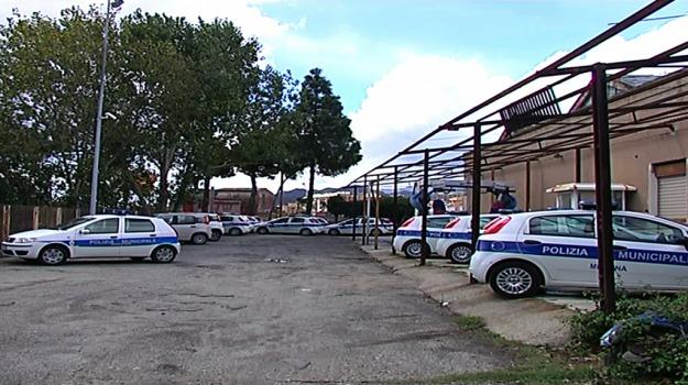auto vigili, Messina, Archivio