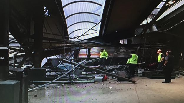 incidente ferroviario, new york, treno, Sicilia, Archivio, Cronaca
