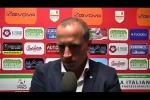 Messina-Foggia, le interviste del dopogara