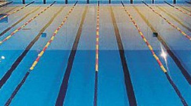 palermo, piscina, Sicilia, Archivio