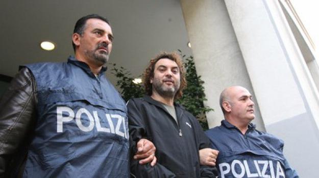antonio pelle, arrestato, san luca, Reggio, Archivio