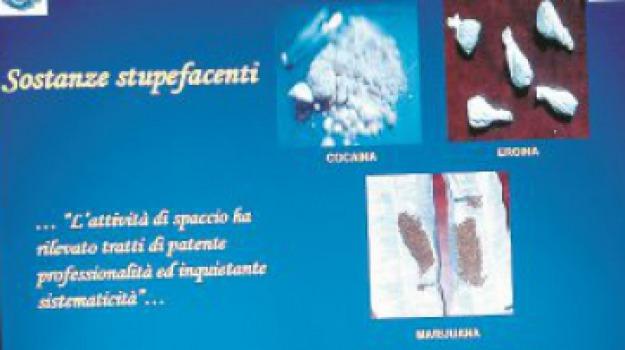 condanne, Messina, Archivio