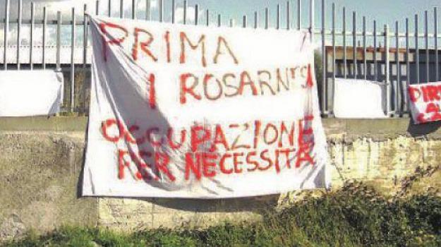 case migranti, Reggio, Calabria, Archivio