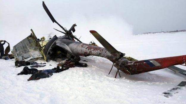elicottero, incidente, siberia, Sicilia, Archivio, Cronaca