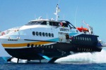 A rischio i collegamenti in aliscafo tra Messina e Reggio Calabria: l'allarme dell'assessore Falcone