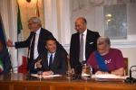 """Renzi: """"Un patto di responsabilità con Messina"""""""