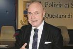 """Reggio, il saluto del questore Grassi: """"Il mio impegno per difendere i principi della Costituzione"""""""